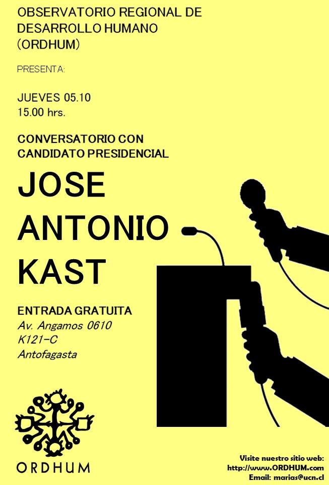 PRESIDENCIAL_01_Kast, Jose Antonio